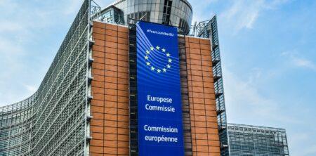 Batiment de la commission européenne