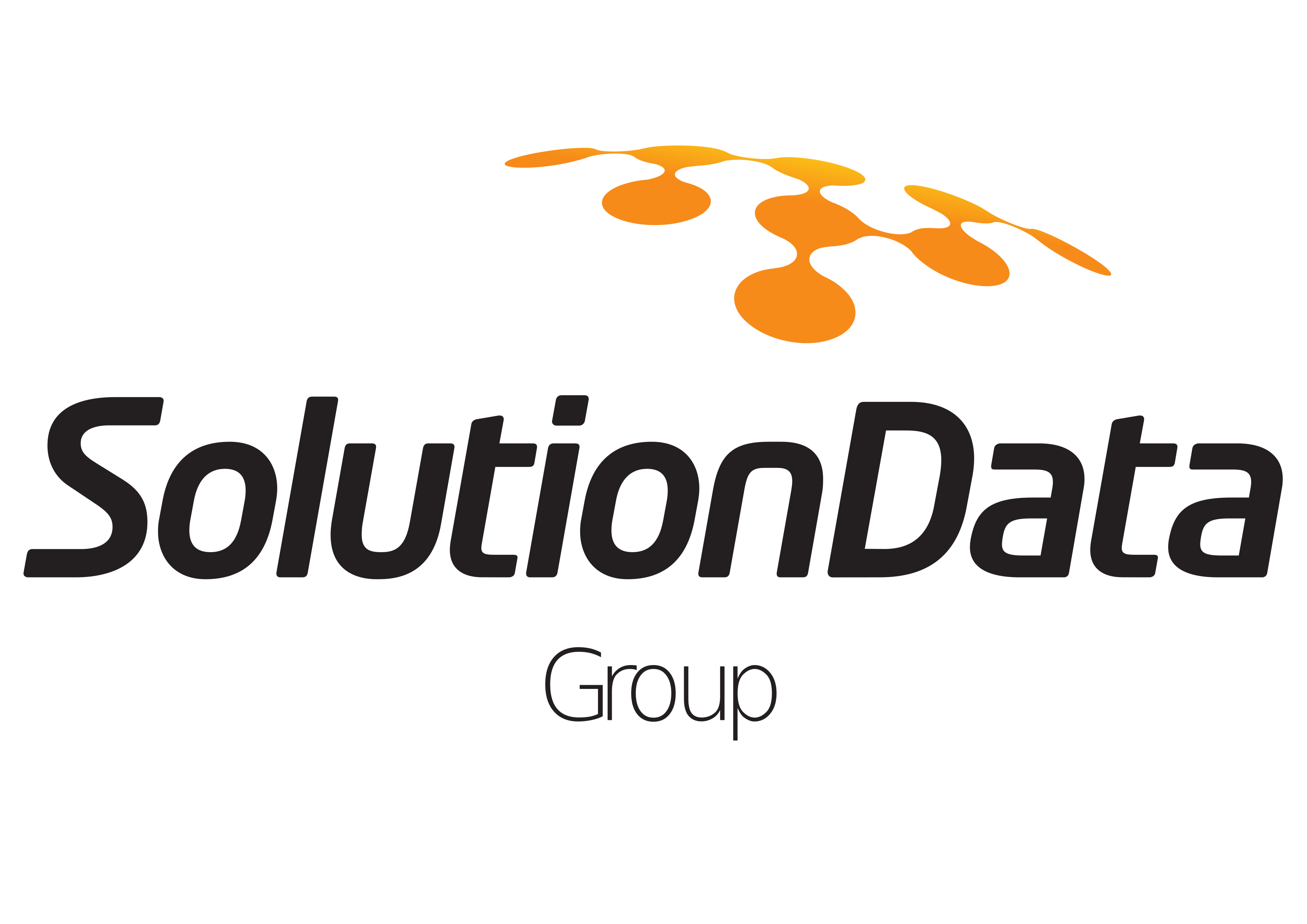Logo Solution data group